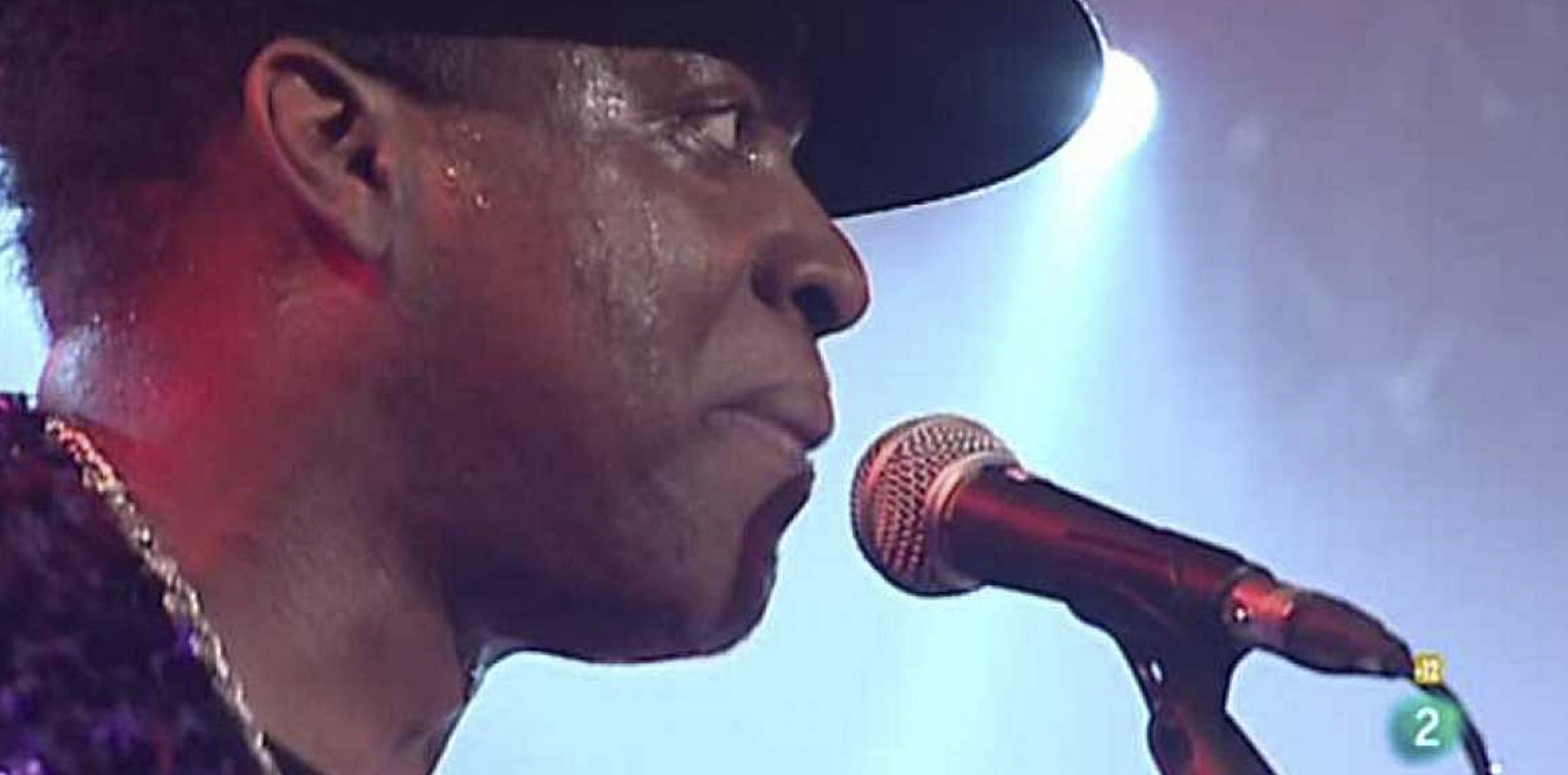 Carvin Jones en Radio3 TVE2