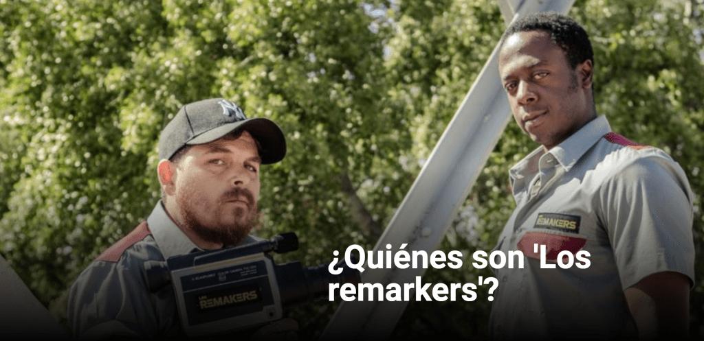 ¿Quiénes son Los Remakers? - Jimmy Barnatán