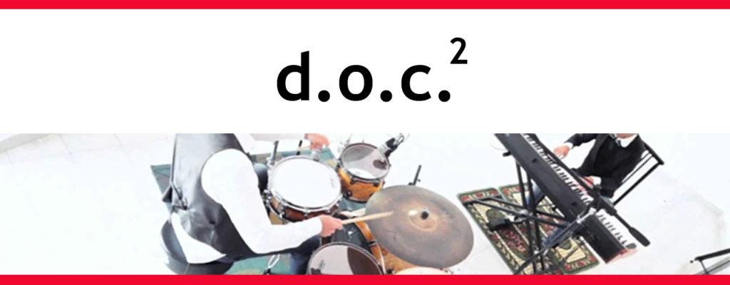 Roster de artistas - d.o.c.2