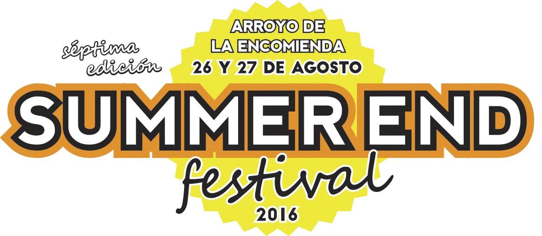 Logo Summer End festival