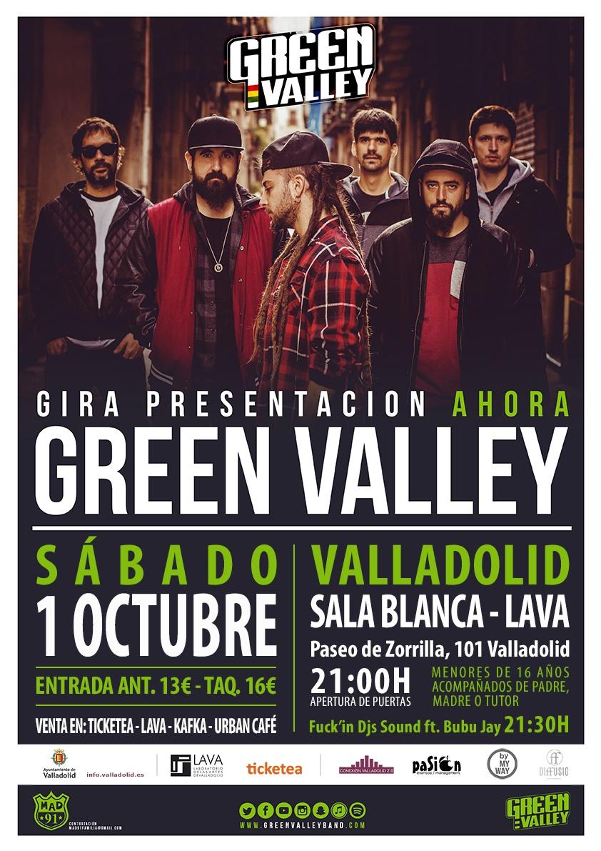Green Valley - Conexión Valladolid