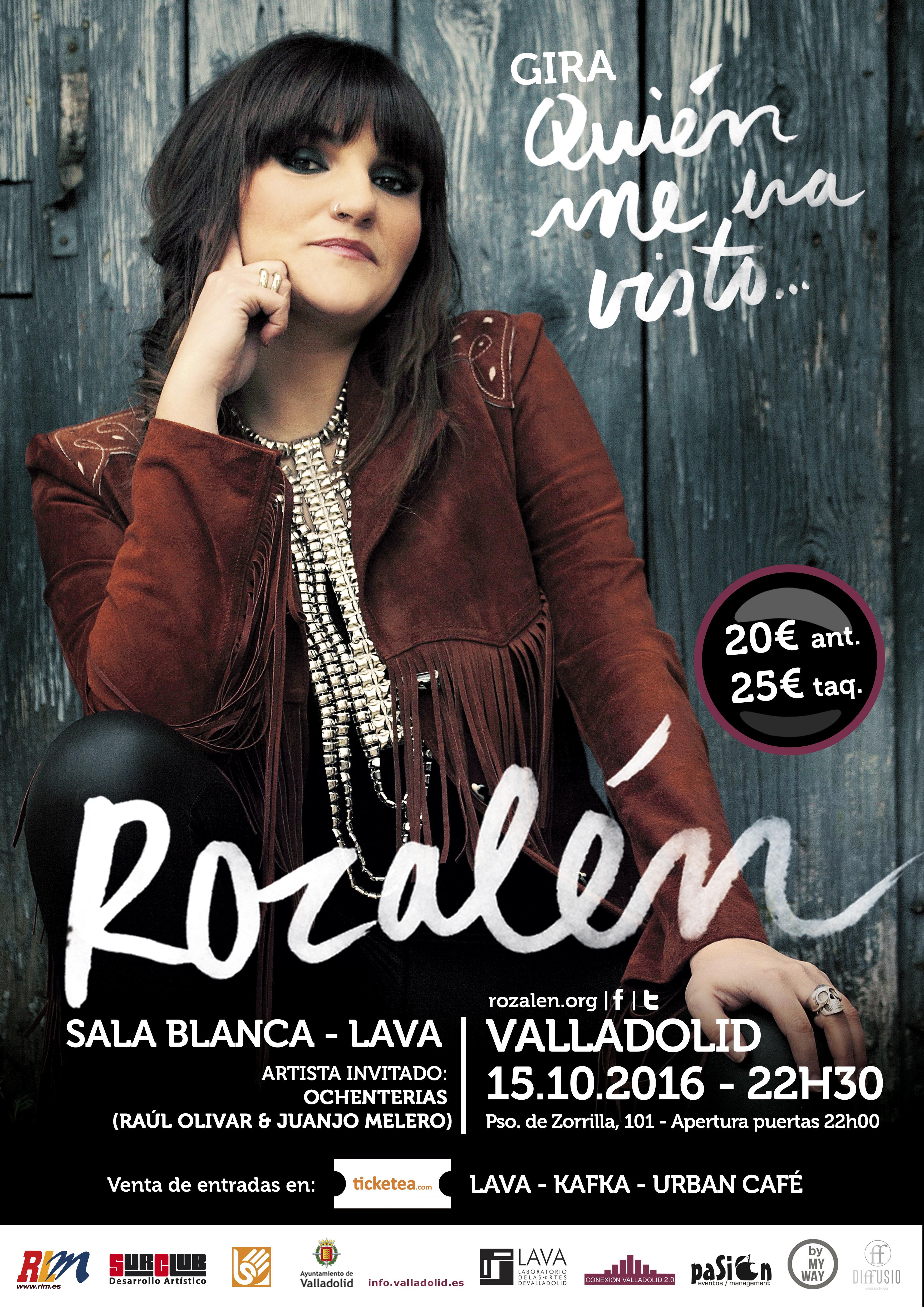 Rozalén - Conexión Valladolid