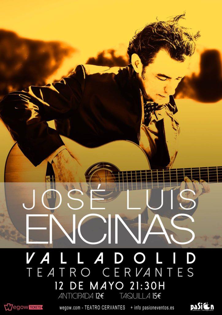 JOSÉ LUIS ENCINAS - VALLADOLID