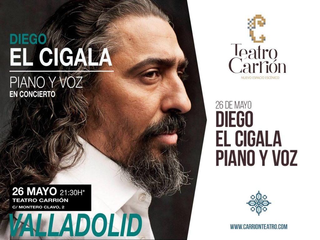 DIEGO EL CIGALA - TEATRO CARRIÓN