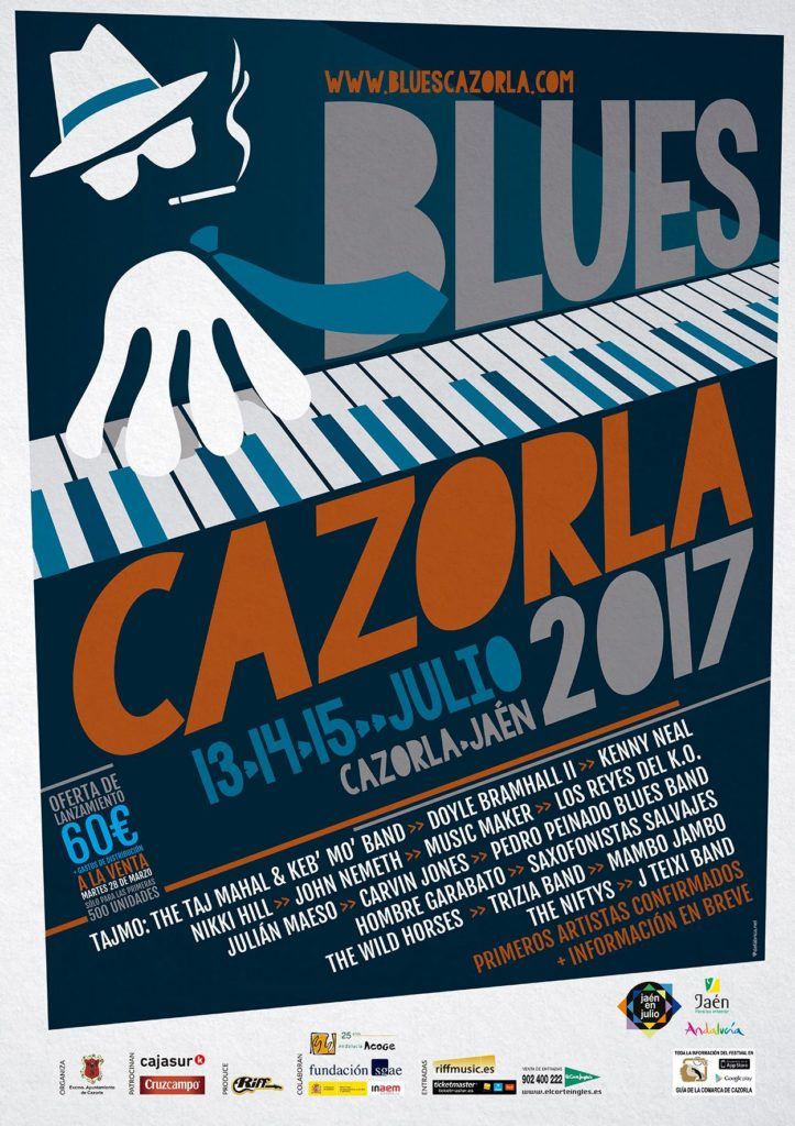 Blues Cazorla