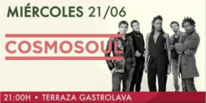 Cosmosoul en Las Veladas Heineken del GastroLAVA - paSiÓn eventos/management