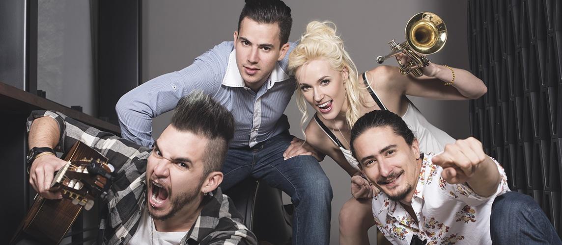 Jenny & The Mexicats Conexión Valladolid
