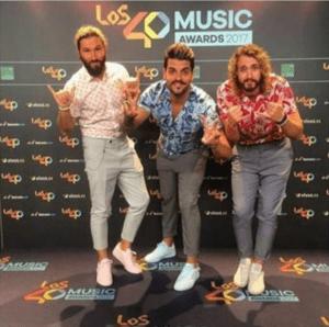 Bombai - Los40Music Awards