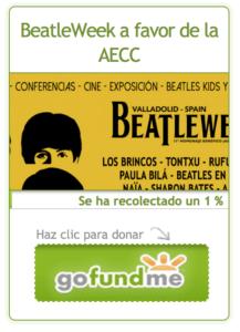 Fila Cero BeatleWeek