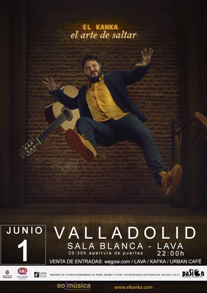 El Kanka en concierto - Valladolid