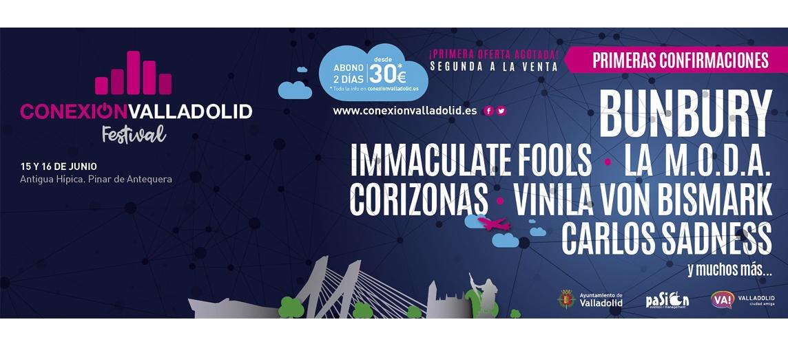 Conexion Valladolid Festival