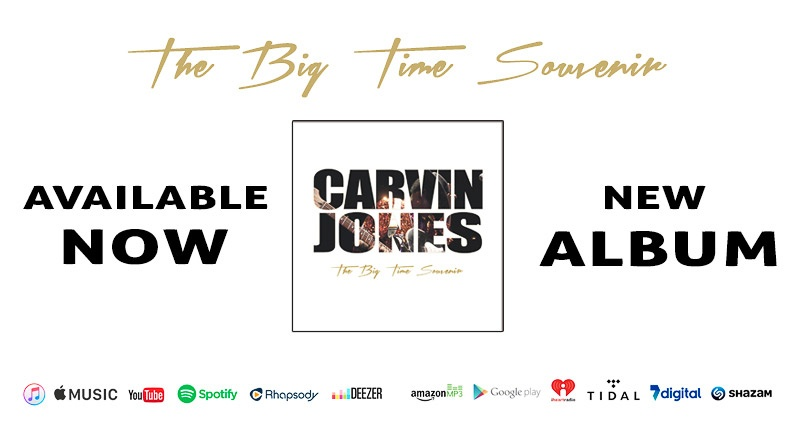 Carvin Jones - paSiÓn eventos/management