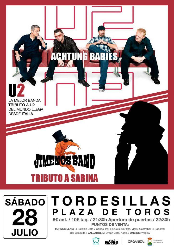 Noche de Tributos - Tordesillas