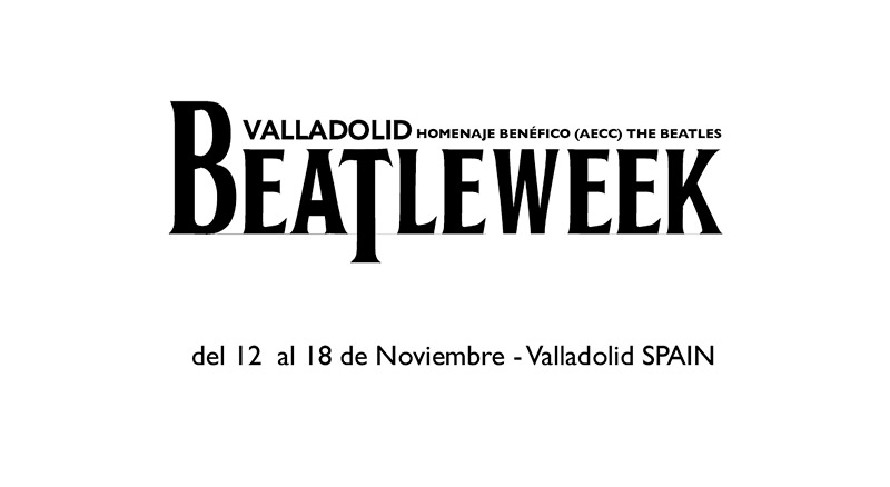 Logotipo BeatleWeek18
