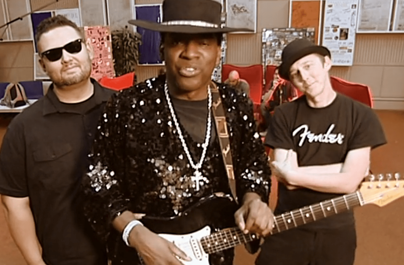 CARVIN JONES - LOS CONCIERTOS DE RADIO3 2016