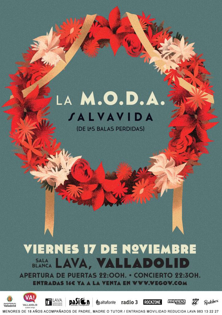 La M.O.D.A. - Valladolid