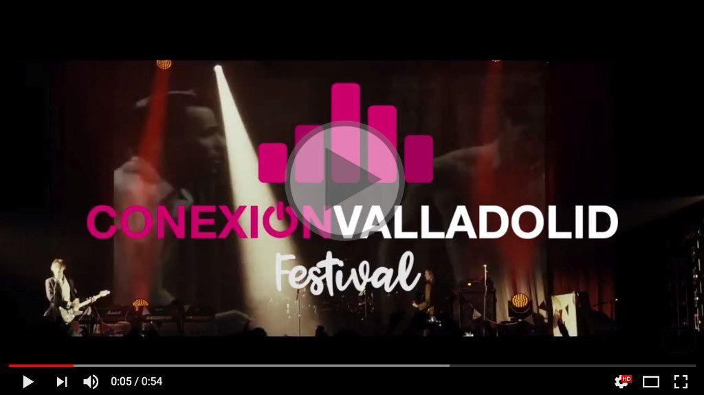 Video anuncio The Libertines en Conexión Valladolid Festival