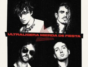 «ULTRALIGERA» la banda que resucitará el rock alternativo en España.